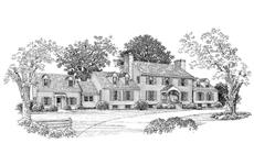 Main image for house plan # 18577