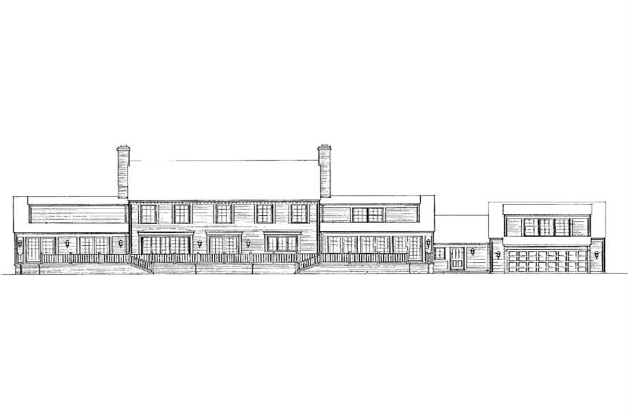 House Plan #137-1318