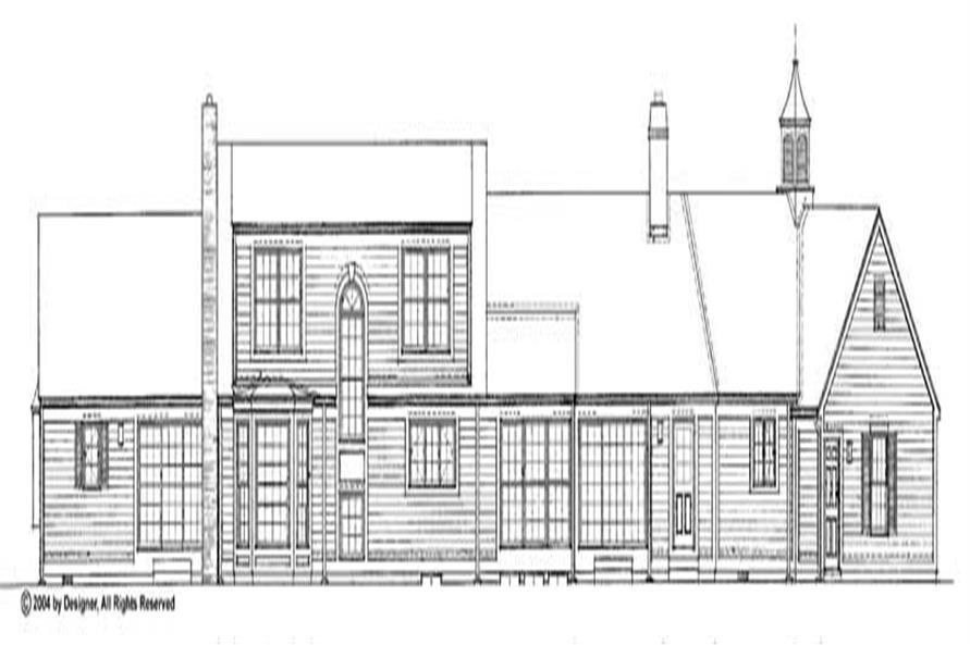 House Plan #137-1319