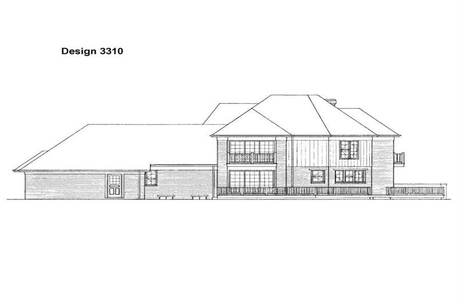 House Plan #137-1328