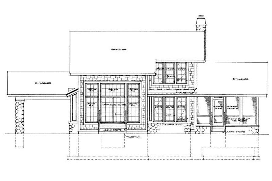 House Plan #137-1330