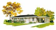 View house Plan#137-1336