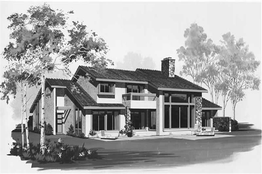 HOUSE PLAN HW2932