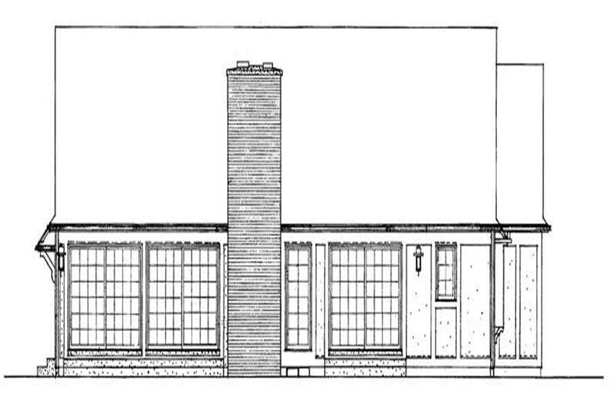 House Plan #137-1344