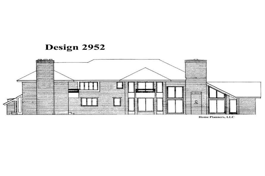 House Plan #137-1348