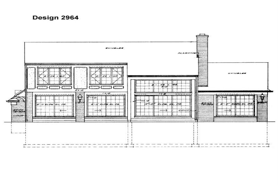 House Plan #137-1352