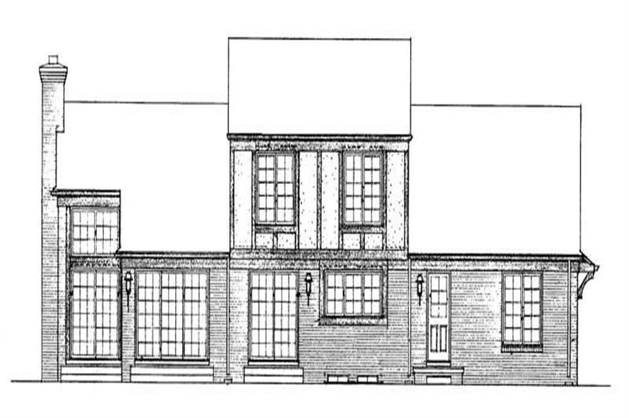 House Plan #137-1353