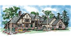 Main image for house plan # 18536