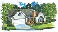 Main image for house plan # 18209
