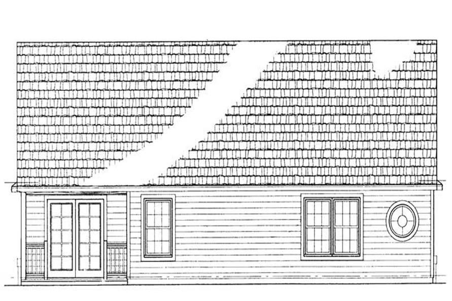 House Plan #137-1363