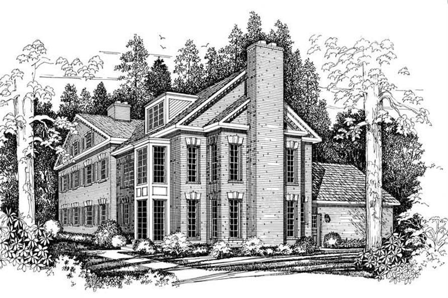 House Plan #137-1376