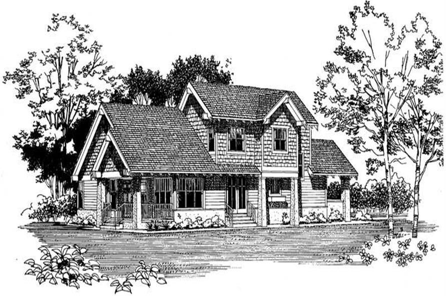 House Plan #137-1379
