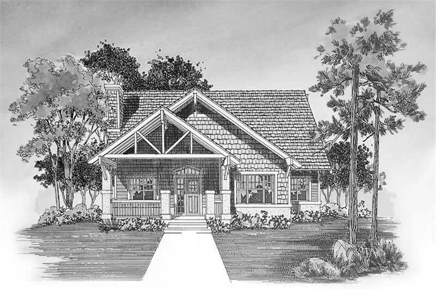 House Plan #137-1380