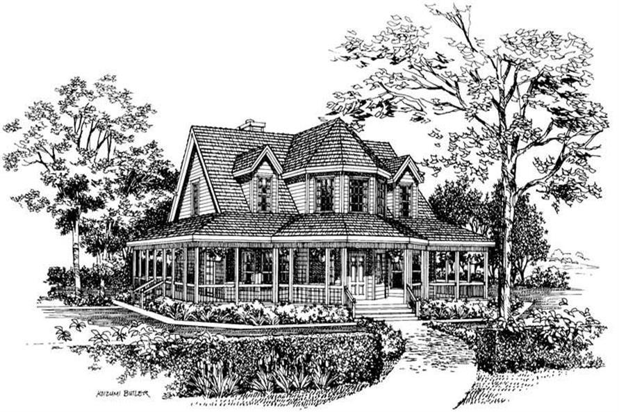 House Plan #137-1385