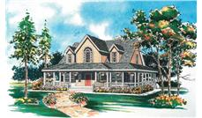 Main image for house plan # 18230