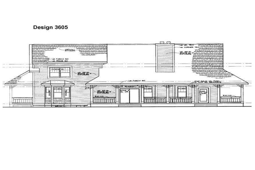 House Plan #137-1389