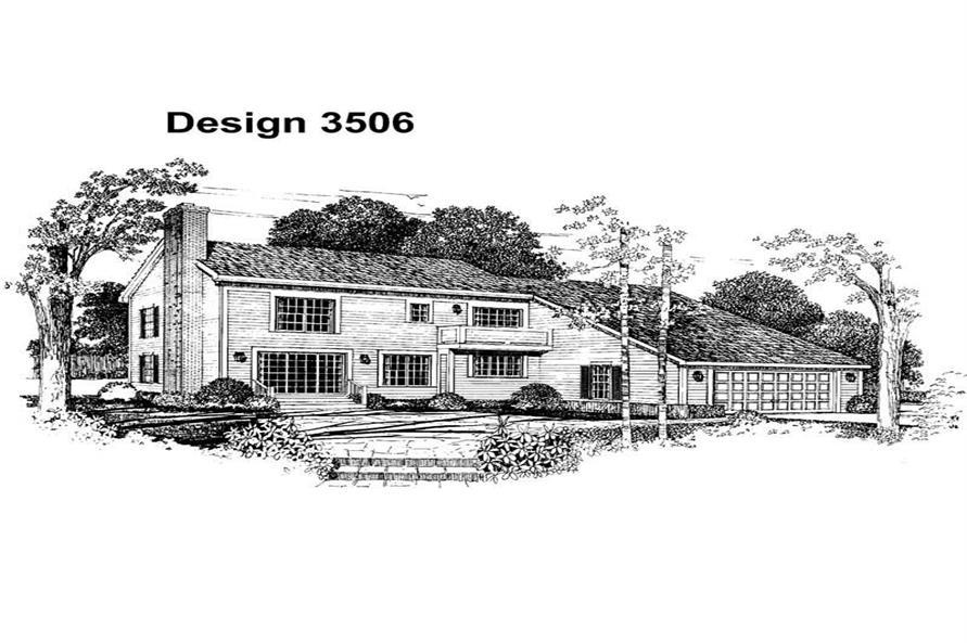 House Plan #137-1395