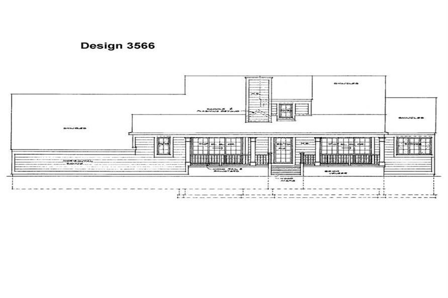 House Plan #137-1396