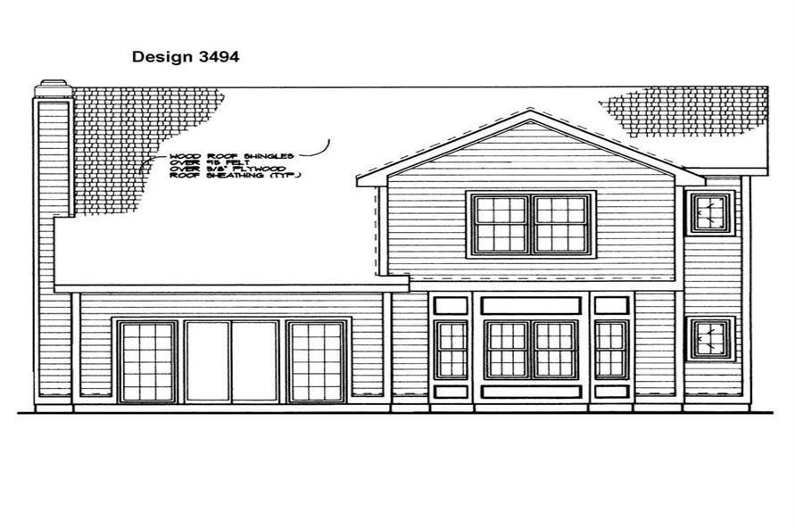 House Plan #137-1407