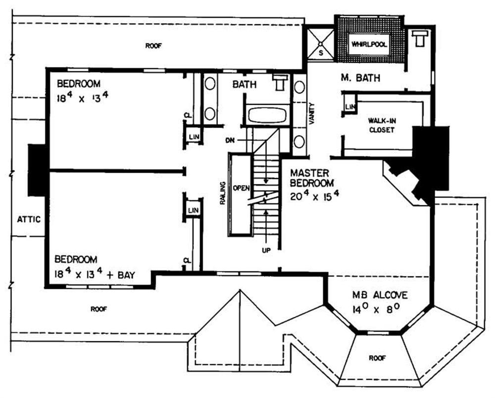 HOUSE PLAN 387
