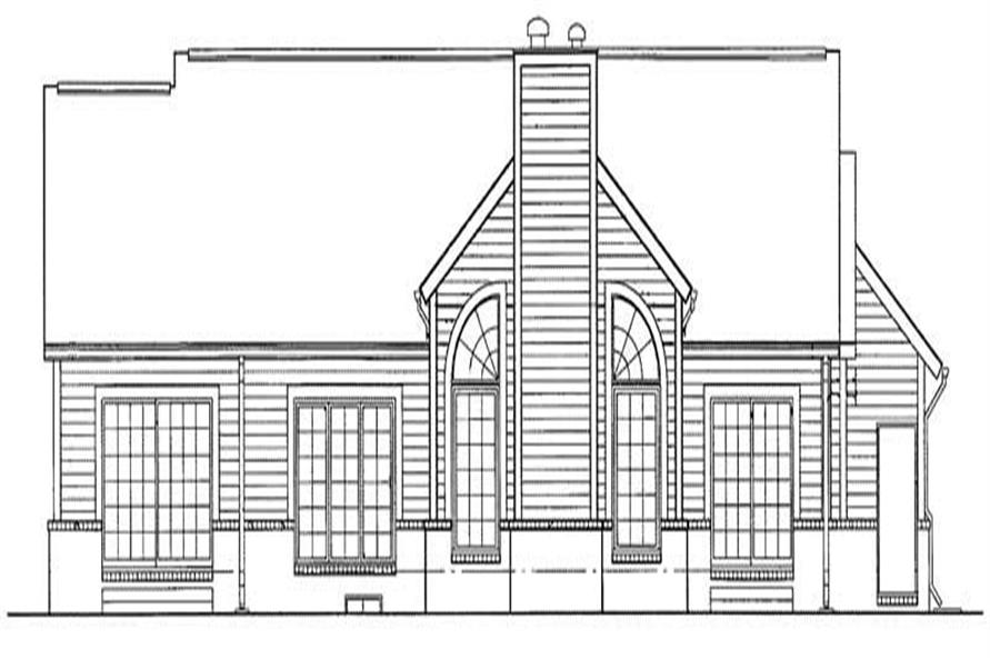 House Plan #137-1433