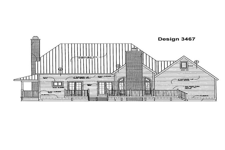 House Plan #137-1449