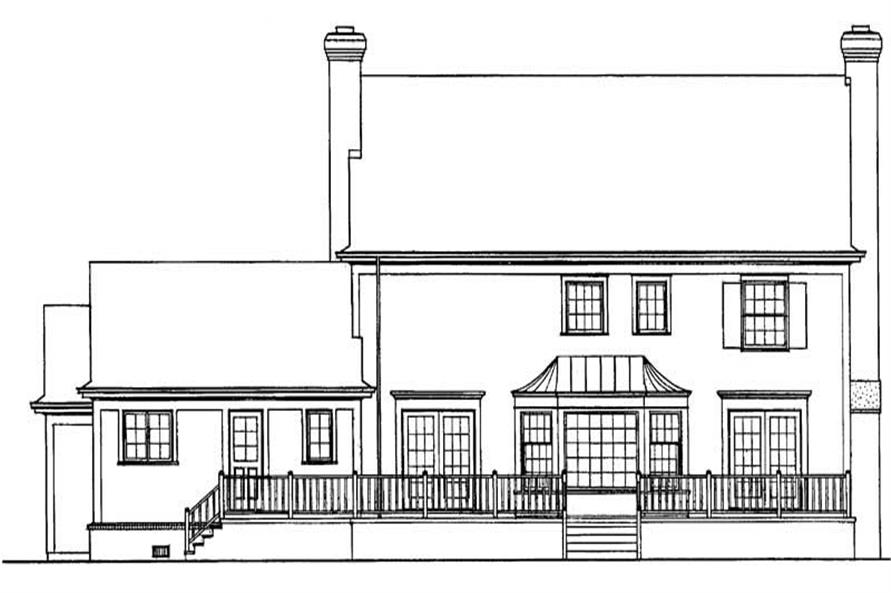 House Plan #137-1459