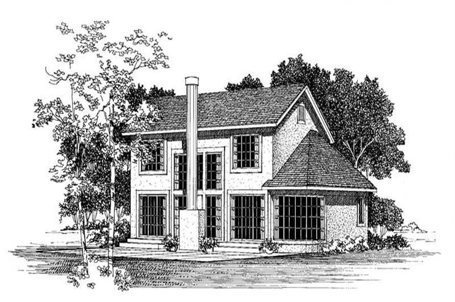 HOME PLAN 3455