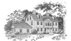 Main image for house plan # 18569