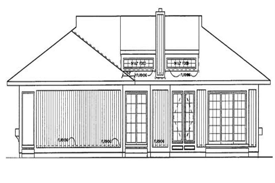 House Plan #137-1468