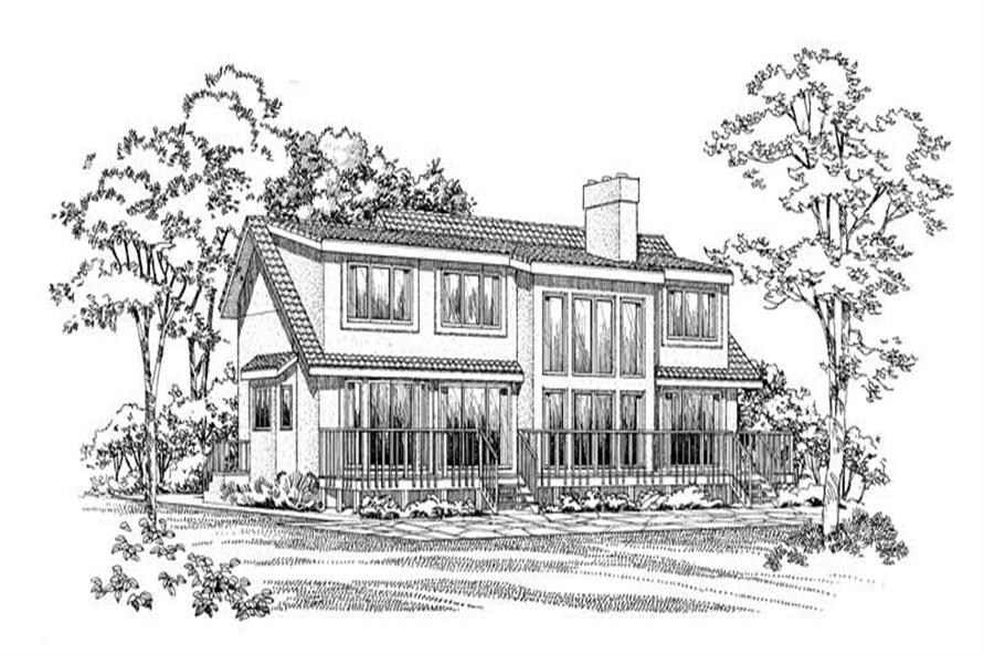 House Plan #137-1469