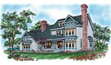 Main image for house plan # 18387