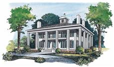 Main image for house plan # 18303