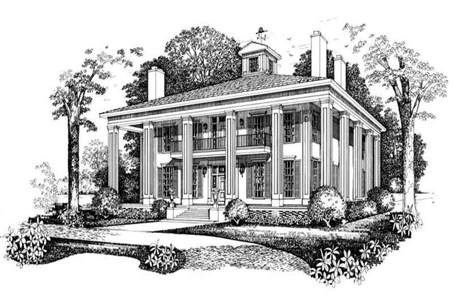 House Plan #137-1480