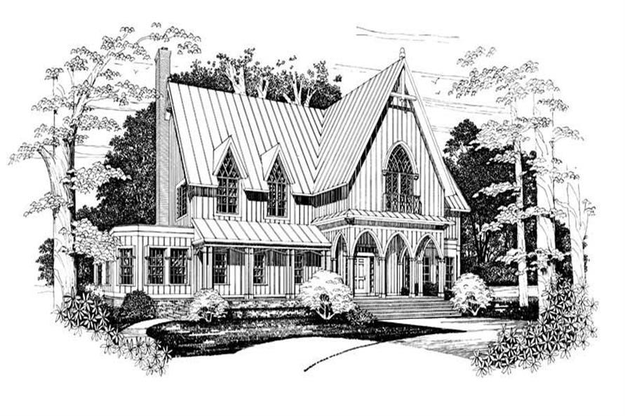 House Plan #137-1481