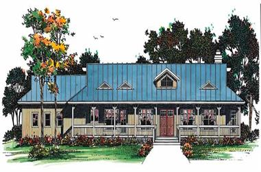 Main image for house plan # 18363