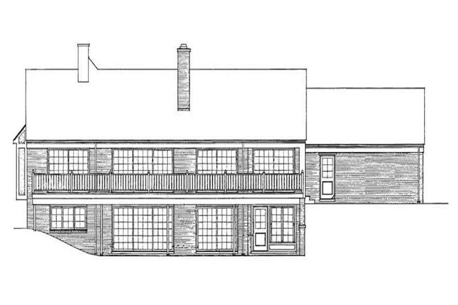 House Plan #137-1489