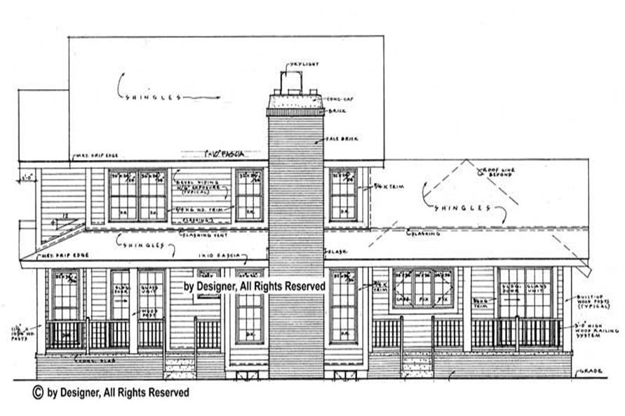 House Plan #137-1500