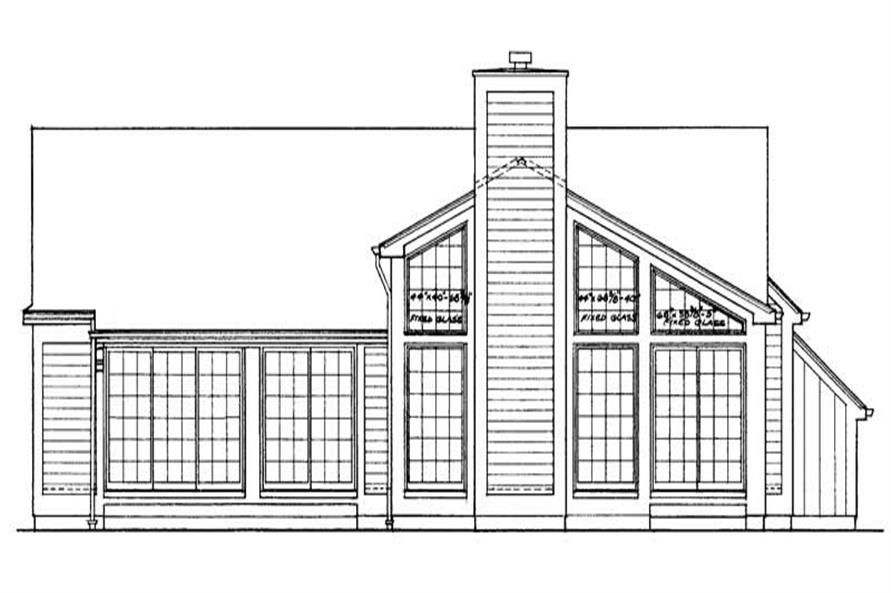 House Plan #137-1502