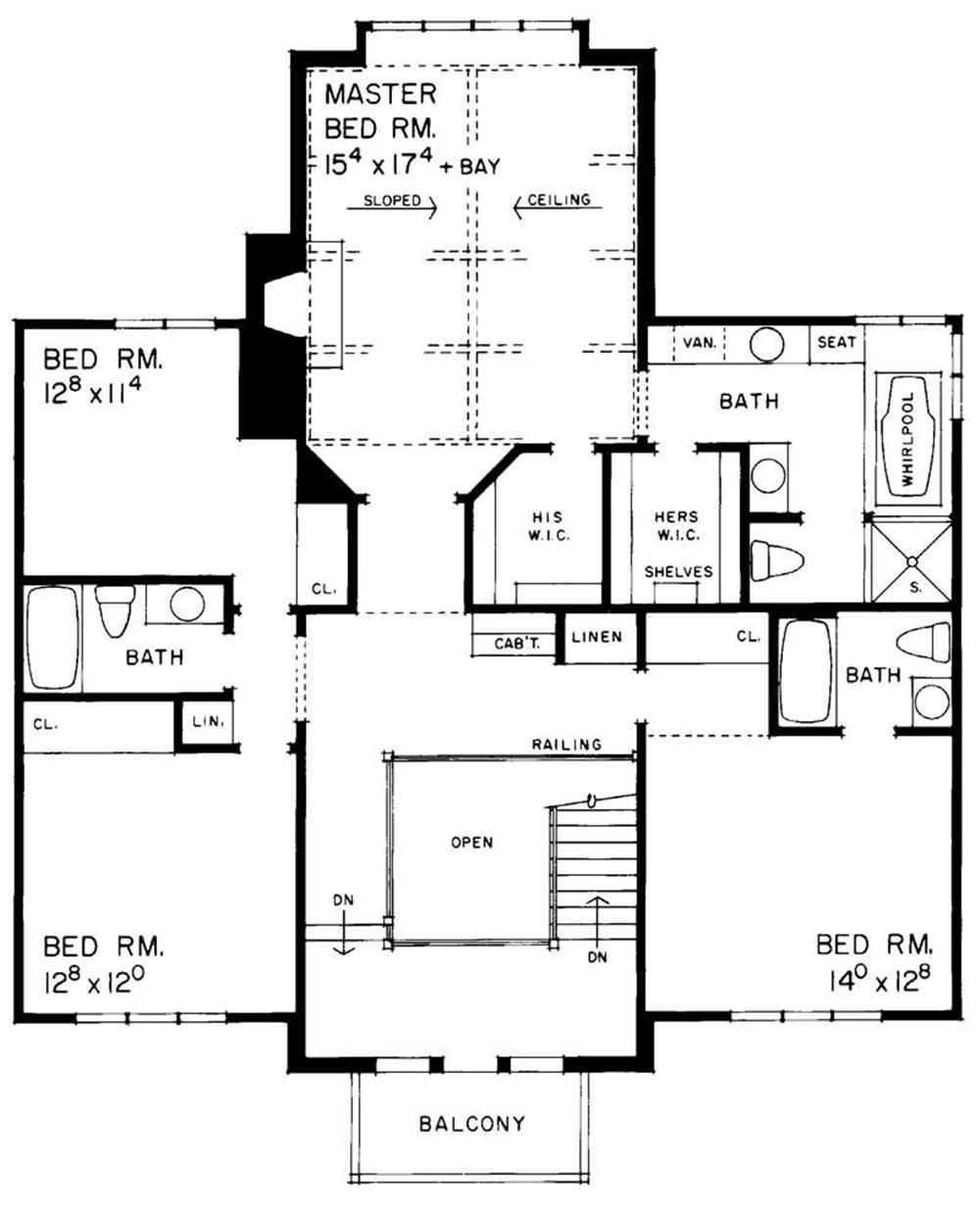 images of floor plans large images for house plan 137 1505 18768