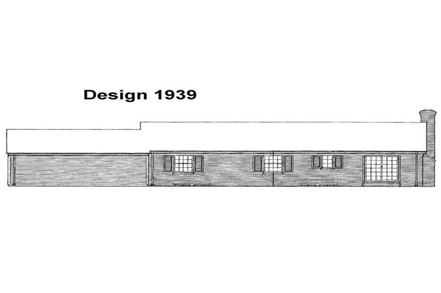 House Plan #137-1509