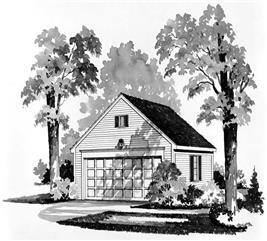 House Plan #137-1512