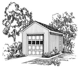 House Plan #137-1519