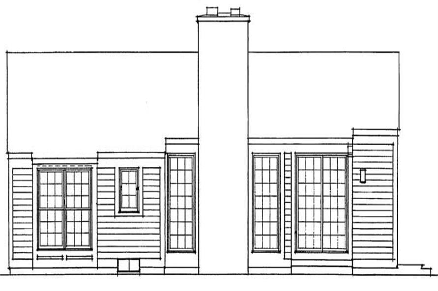 House Plan #137-1523