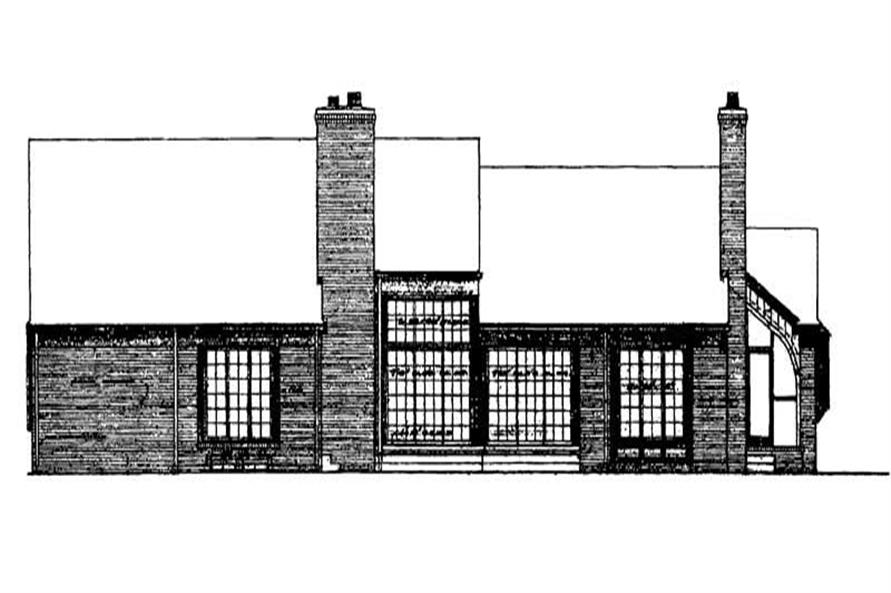 House Plan #137-1539