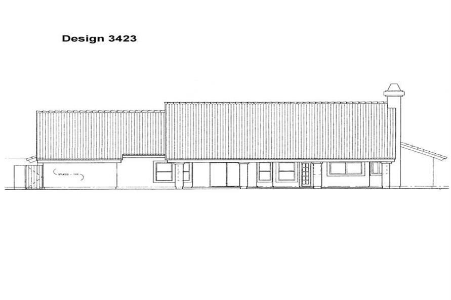 HOUSE PLAN 3423