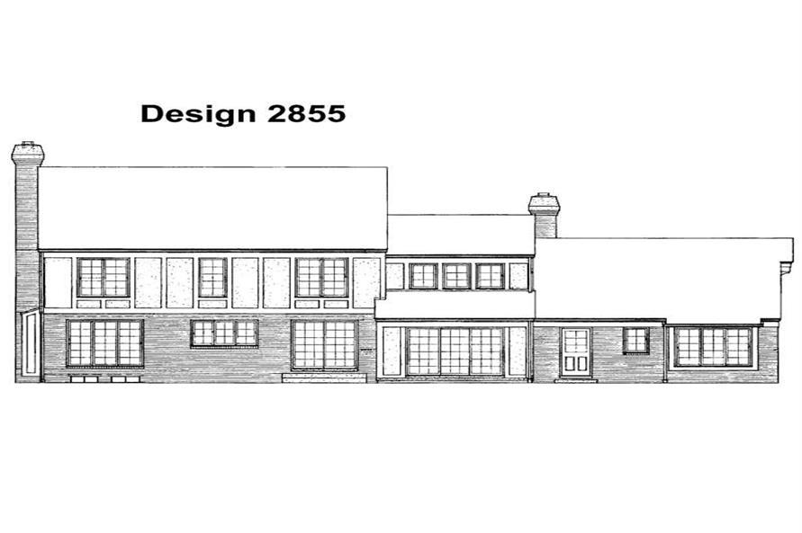 HOME PLAN 2855