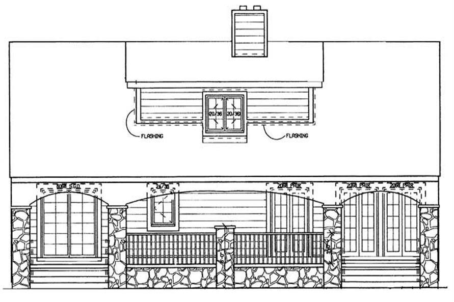 House Plan #137-1563