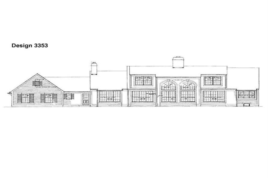 House Plan #137-1573