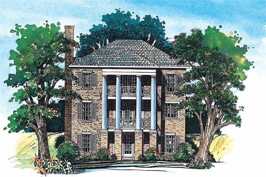 House Plan #137-1583